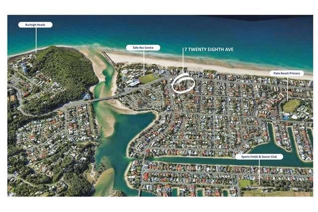 7 Twenty Eighth Avenue, Palm Beach QLD 4221