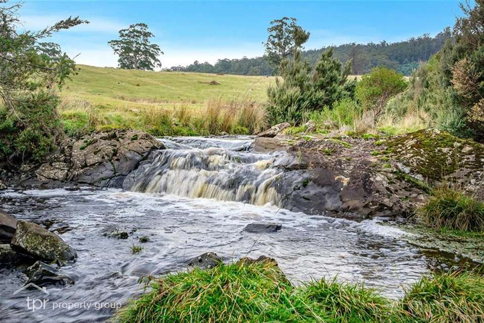 Second view of Homely residentialLand listing, Lot 2 Huon Highway, Geeveston TAS 7116