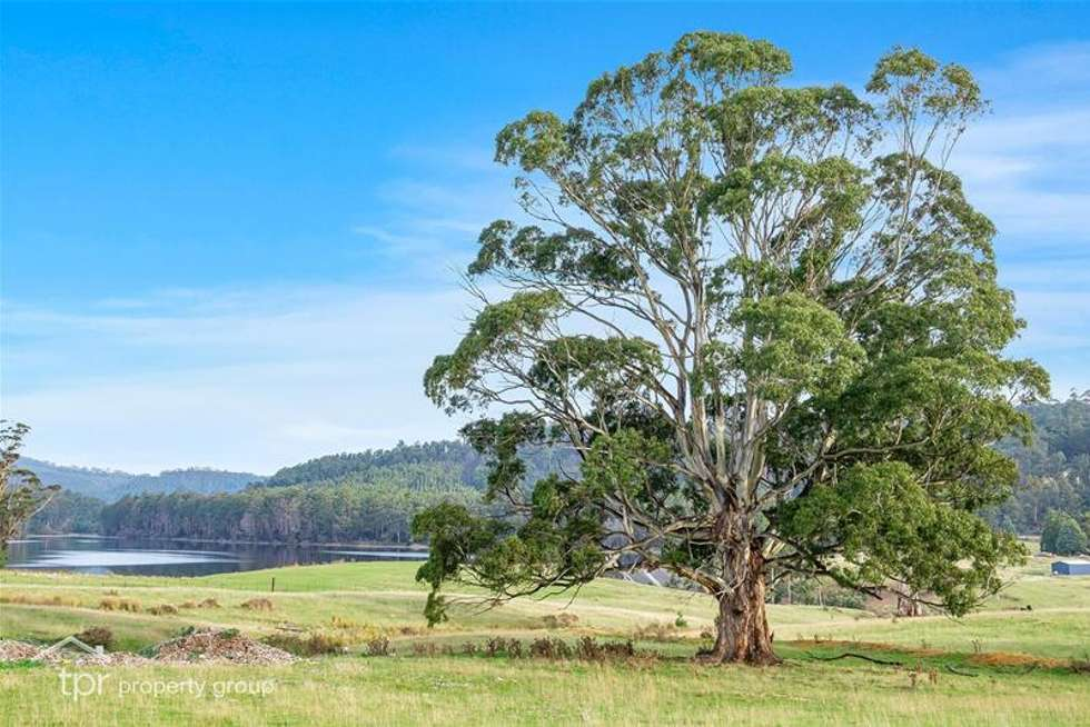 Fourth view of Homely residentialLand listing, Lot 2 Huon Highway, Geeveston TAS 7116