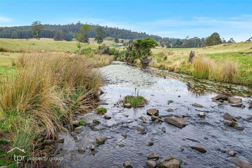 Fifth view of Homely residentialLand listing, Lot 2 Huon Highway, Geeveston TAS 7116