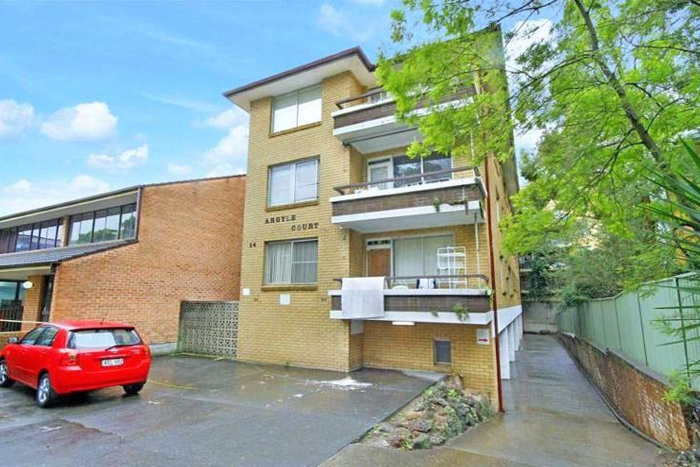 Main view of Homely apartment listing, 1/14 Sorrell Street, Parramatta NSW 2150