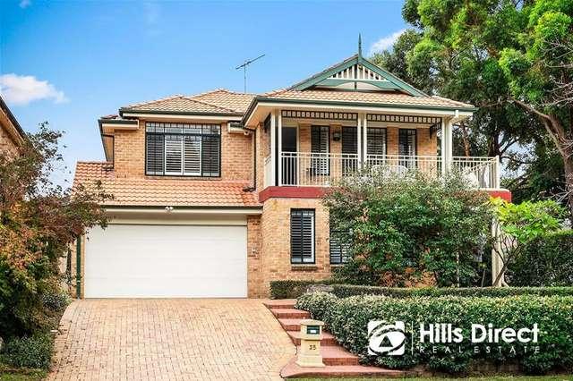 25 Dungara Crescent, Stanhope Gardens NSW 2768