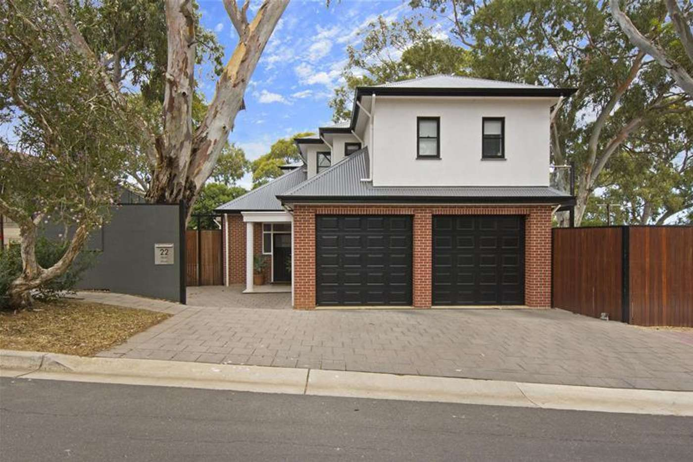 Main view of Homely house listing, 22 Gilles Road, Glen Osmond SA 5064