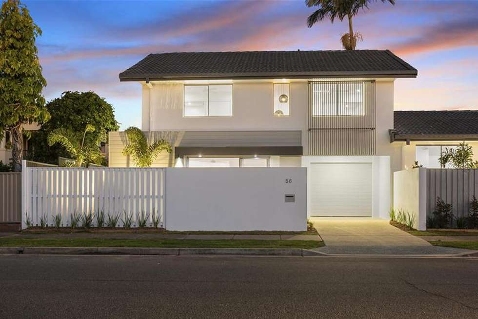 Second view of Homely semiDetached listing, 56 Fifth Avenue, Palm Beach QLD 4221