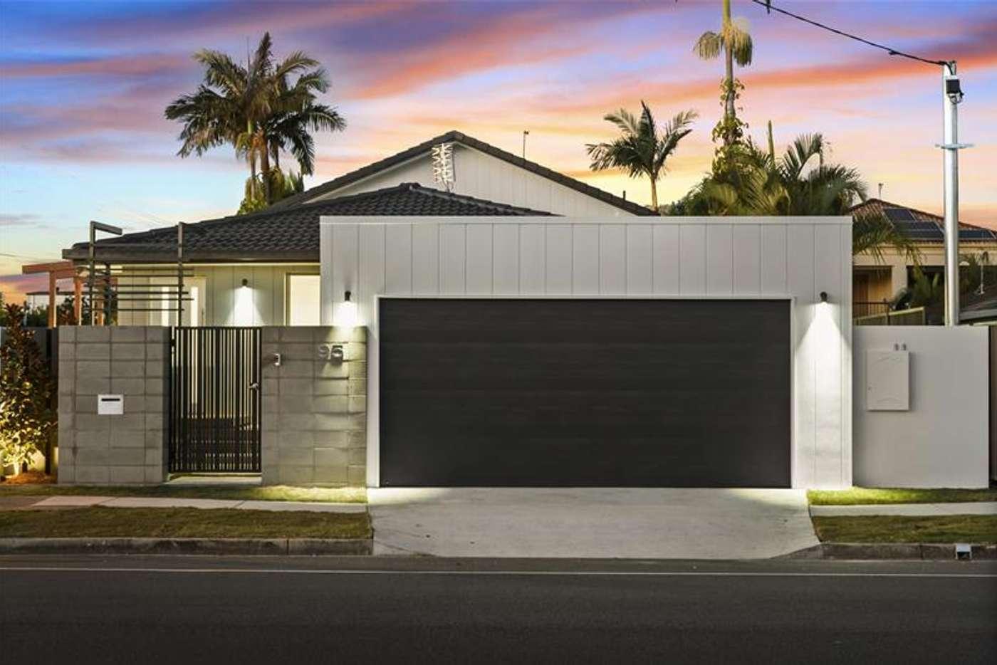 Main view of Homely semiDetached listing, 95 Tahiti Avenue, Palm Beach QLD 4221