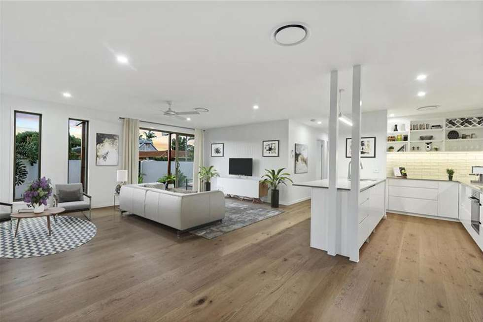 Second view of Homely semiDetached listing, 95 Tahiti Avenue, Palm Beach QLD 4221