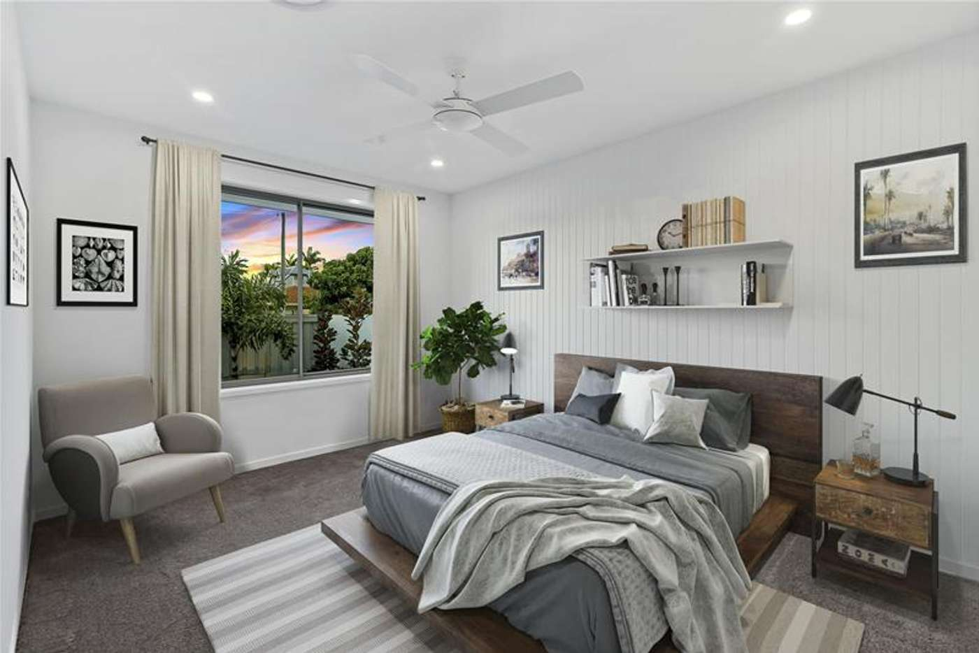Sixth view of Homely semiDetached listing, 95 Tahiti Avenue, Palm Beach QLD 4221