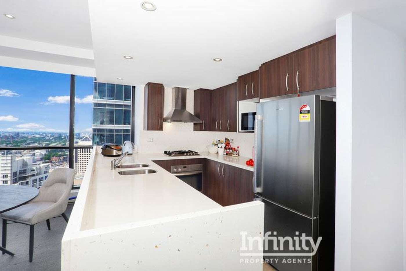 Main view of Homely apartment listing, 5503/91 Liverpool Street, Sydney NSW 2000