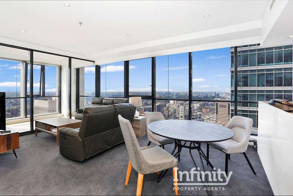 Second view of Homely apartment listing, 5503/91 Liverpool Street, Sydney NSW 2000
