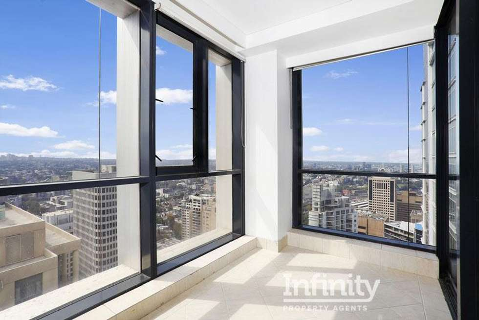 Third view of Homely apartment listing, 5503/91 Liverpool Street, Sydney NSW 2000