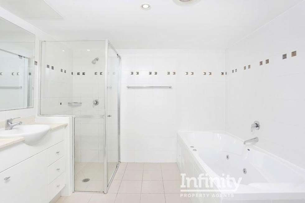 Fourth view of Homely apartment listing, 5503/91 Liverpool Street, Sydney NSW 2000