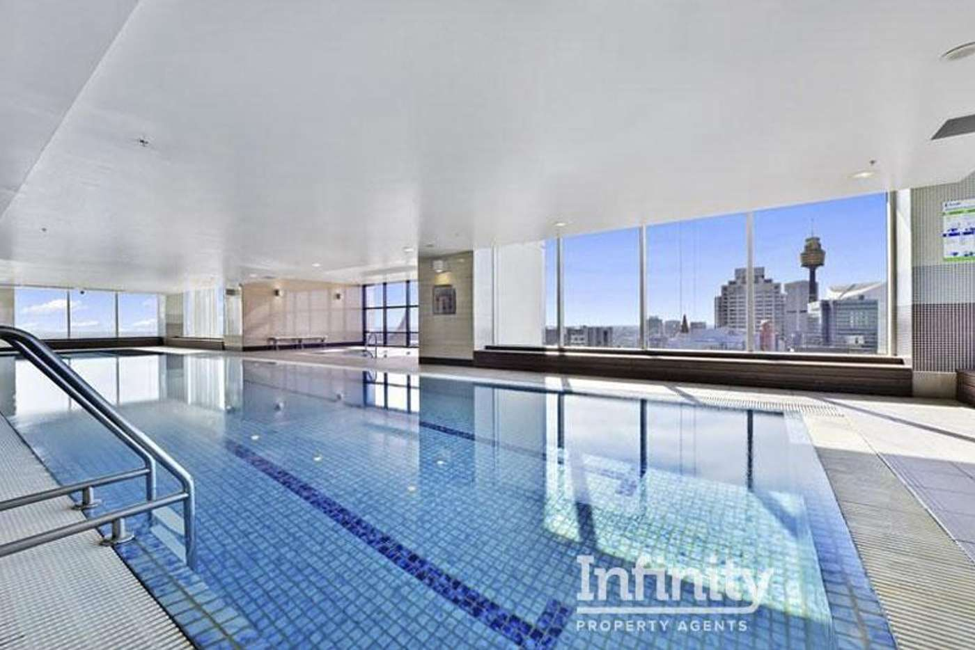 Sixth view of Homely apartment listing, 5503/91 Liverpool Street, Sydney NSW 2000