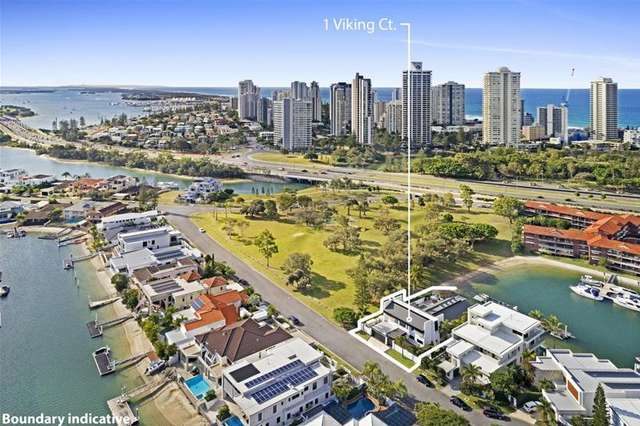 1 Viking Court, Paradise Waters QLD 4217