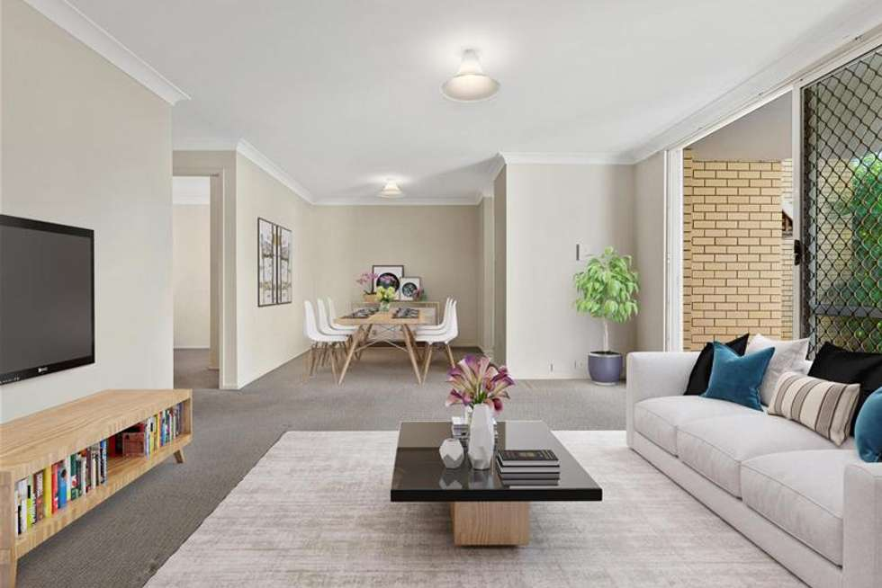 Second view of Homely apartment listing, 17/22 Warren Street, St Lucia QLD 4067