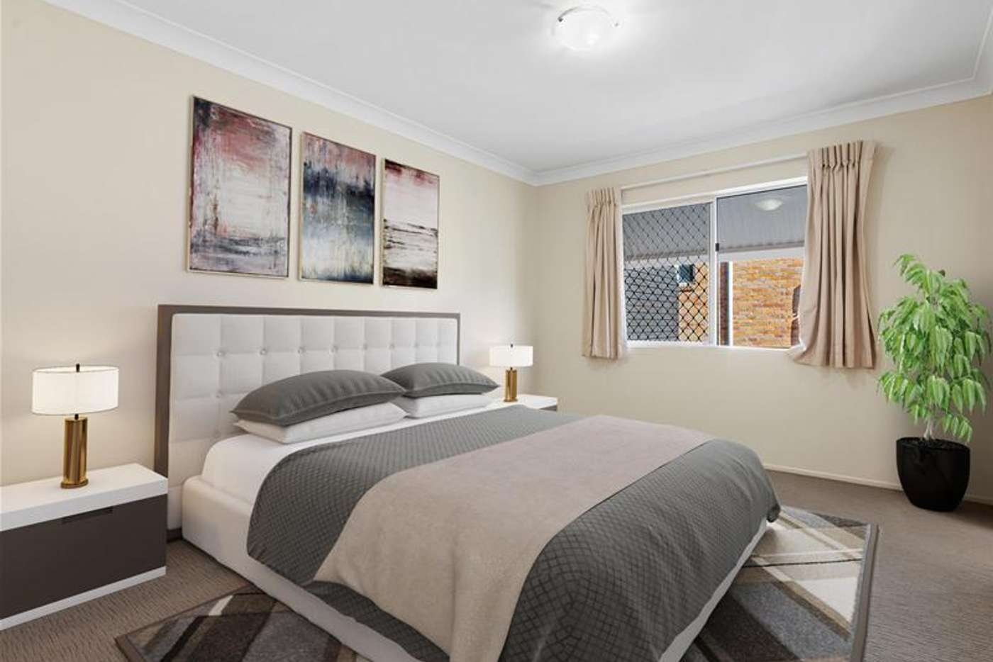 Fifth view of Homely apartment listing, 17/22 Warren Street, St Lucia QLD 4067