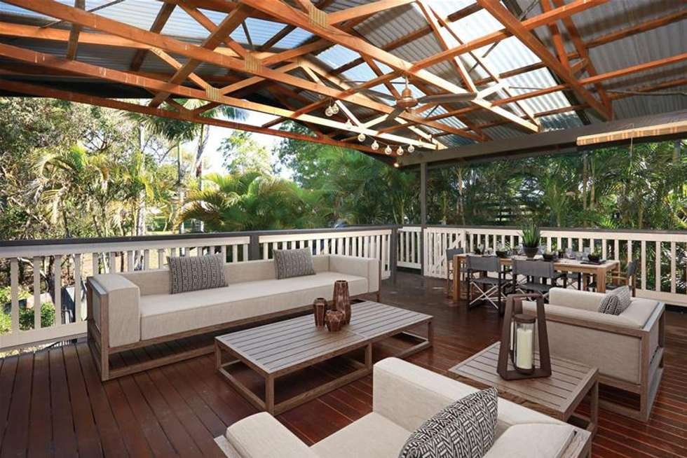 Second view of Homely house listing, 22 The Domain, Nerang QLD 4211