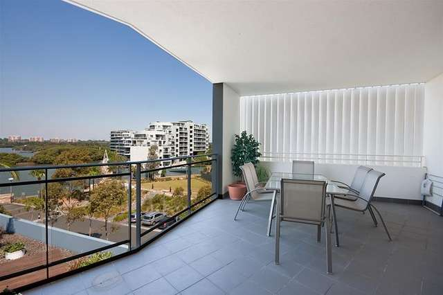 Valencia 483/4 The Crescent, Wentworth Point NSW 2127