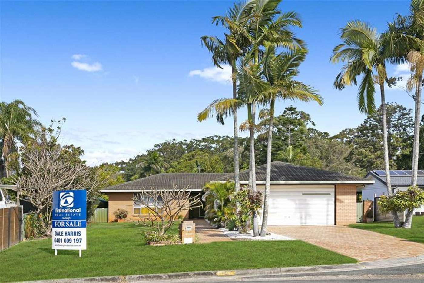 Main view of Homely house listing, 4 Myrtle Court, Palm Beach QLD 4221
