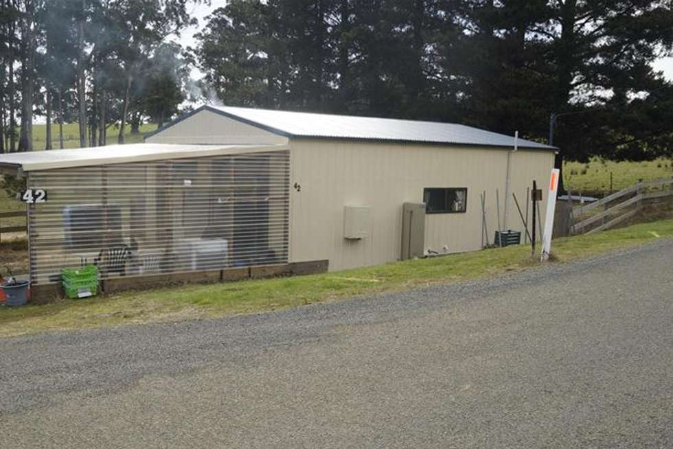 Fourth view of Homely residentialLand listing, 42 Hermons Road, Geeveston TAS 7116
