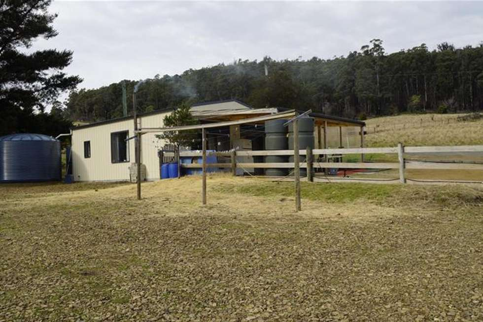 Fifth view of Homely residentialLand listing, 42 Hermons Road, Geeveston TAS 7116