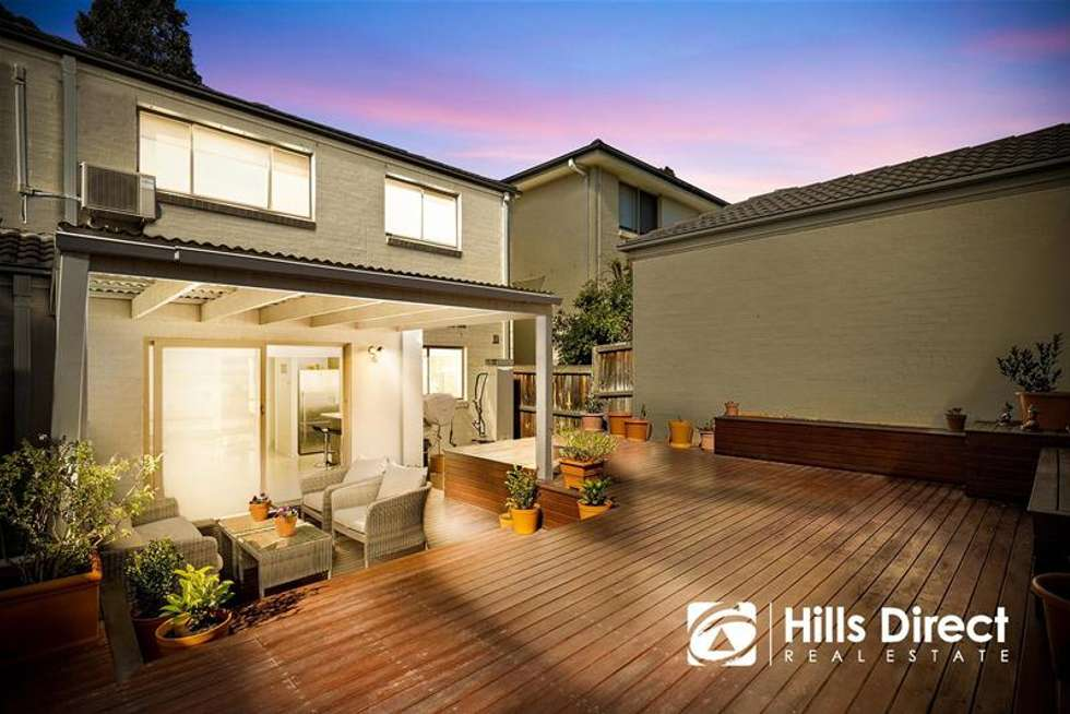 Second view of Homely house listing, 37 Tilbury Avenue, Stanhope Gardens NSW 2768