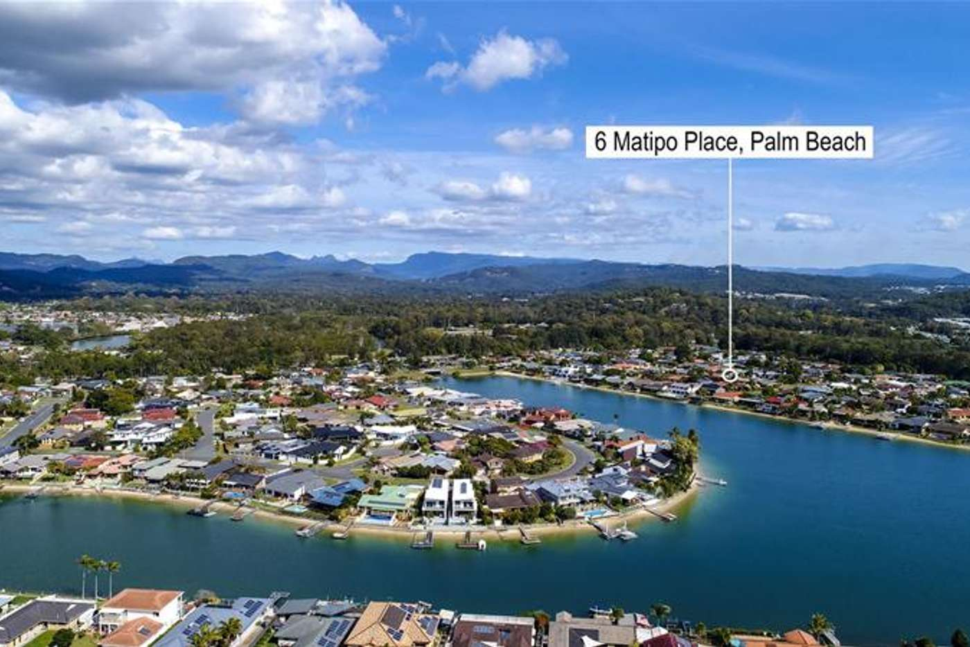 Main view of Homely house listing, 6 Matipo Place, Palm Beach QLD 4221