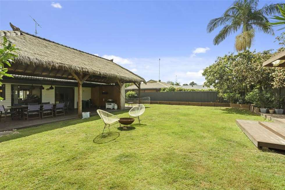Second view of Homely house listing, 6 Matipo Place, Palm Beach QLD 4221