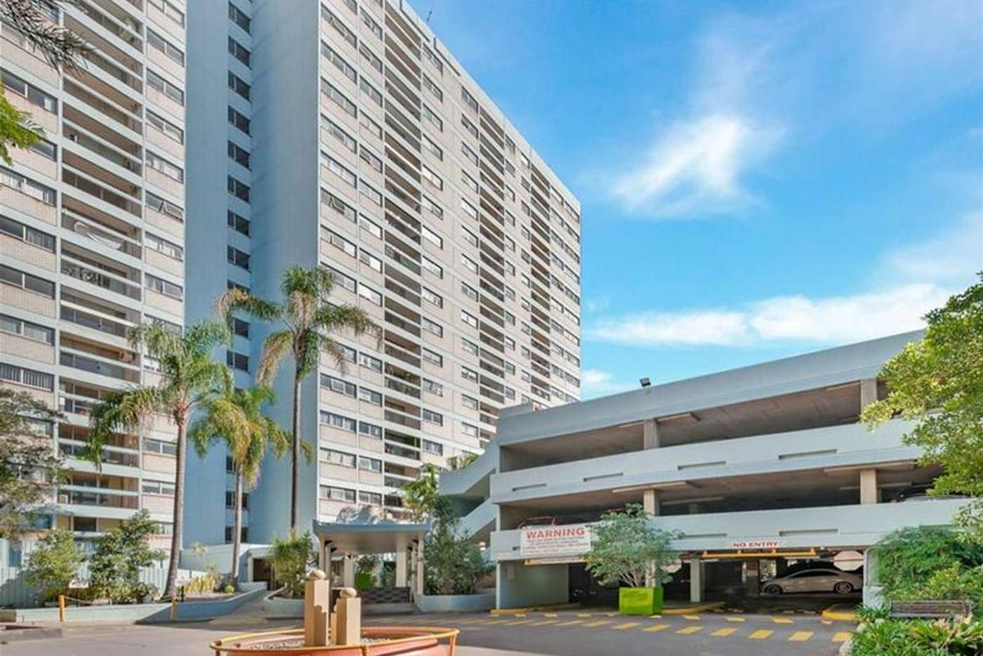 Main view of Homely unit listing, 17M/15 Campbell Street, Parramatta NSW 2150
