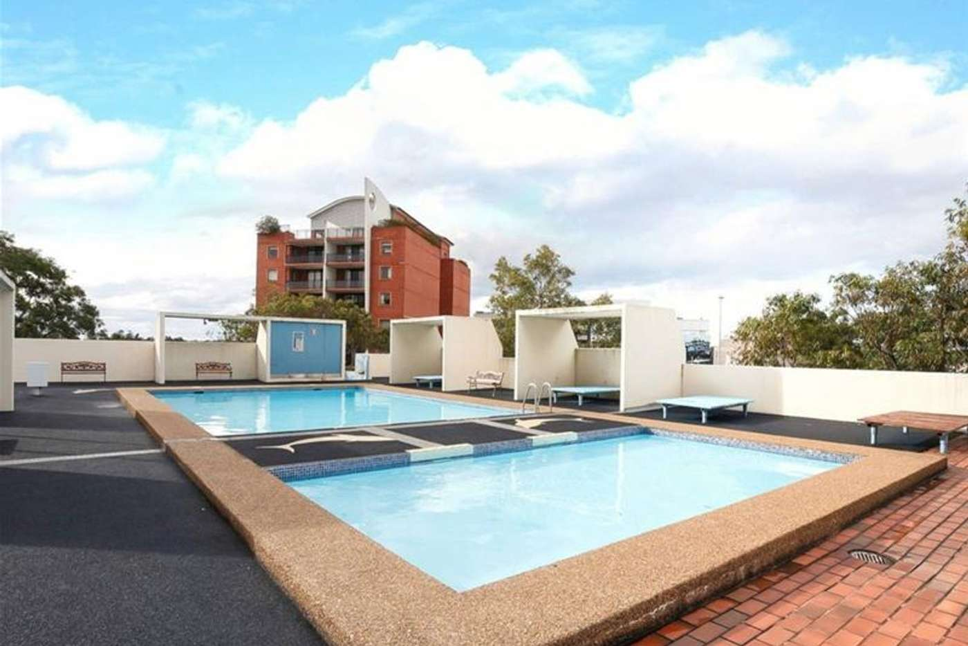 Second view of Homely unit listing, 17M/15 Campbell Street, Parramatta NSW 2150