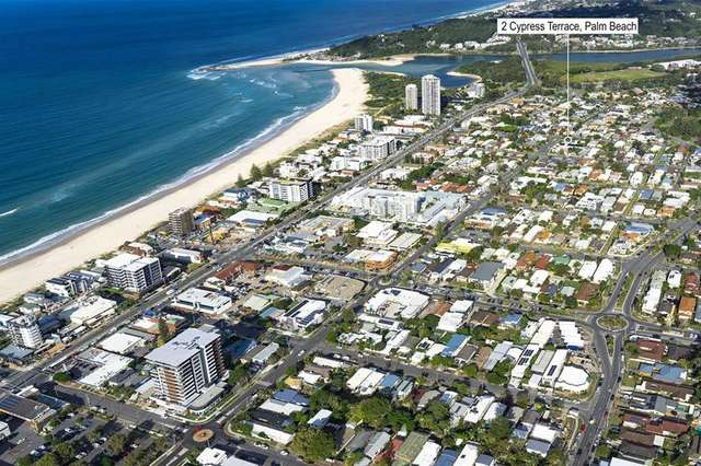 2 Cypress Terrace, Palm Beach QLD 4221