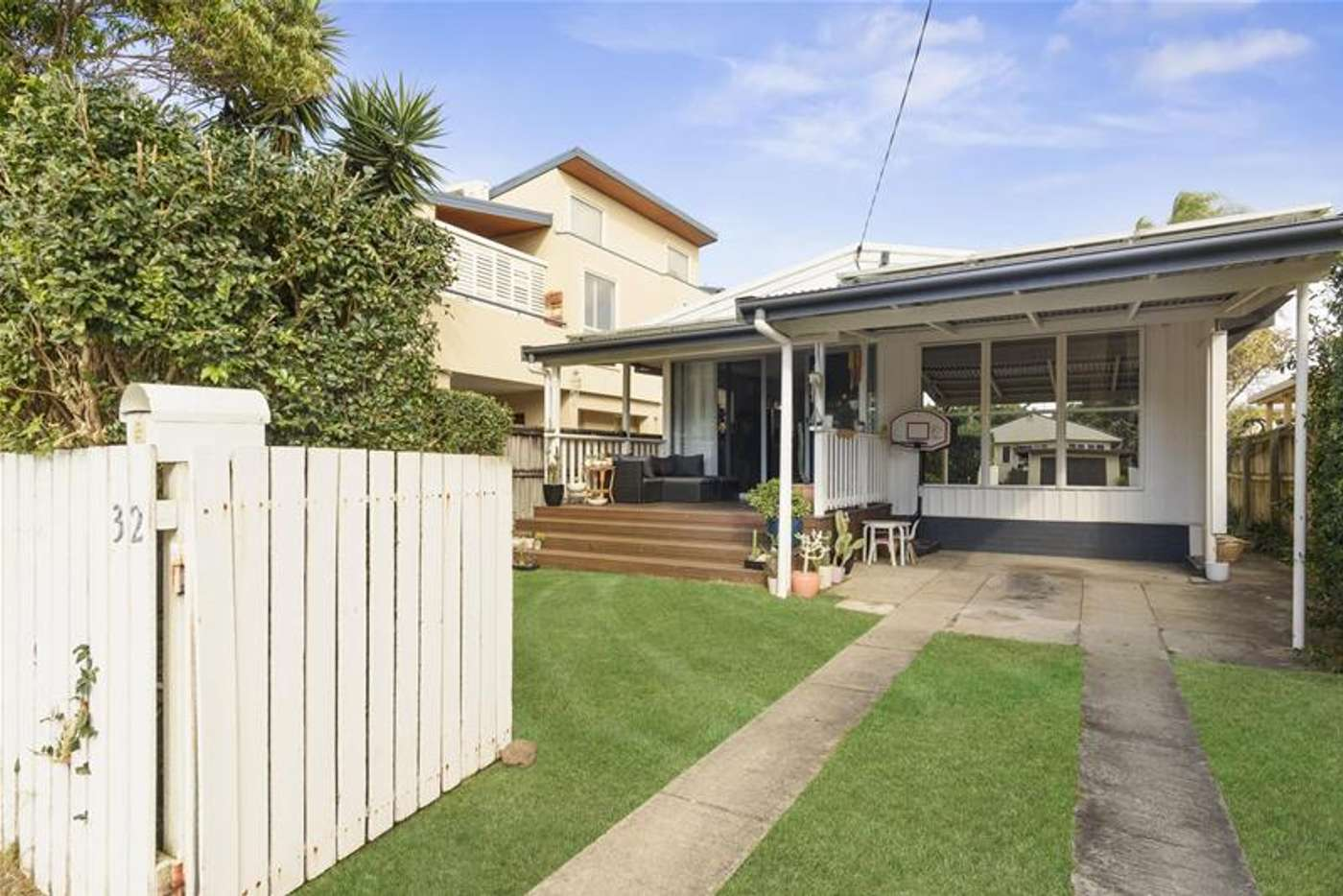 Sixth view of Homely house listing, 32 Sixth Avenue, Palm Beach QLD 4221