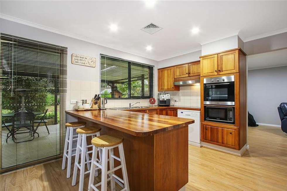 Third view of Homely house listing, 3 Scarborough Drive, Wodonga VIC 3690