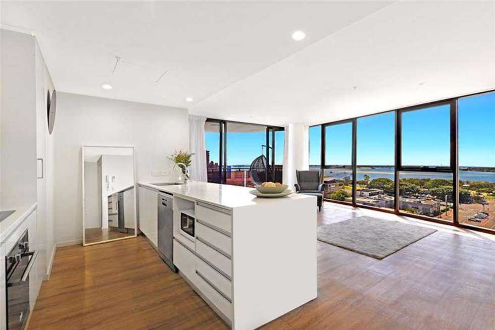 Second view of Homely apartment listing, 901/139 Scarborough Street, Southport QLD 4215
