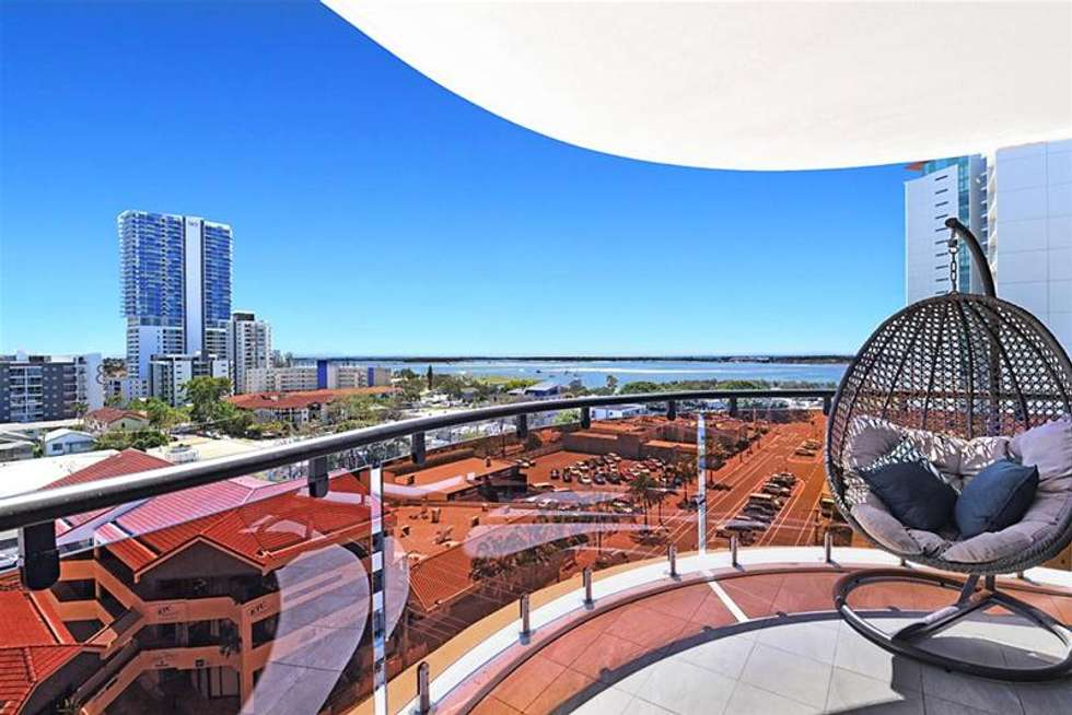 Fourth view of Homely apartment listing, 901/139 Scarborough Street, Southport QLD 4215