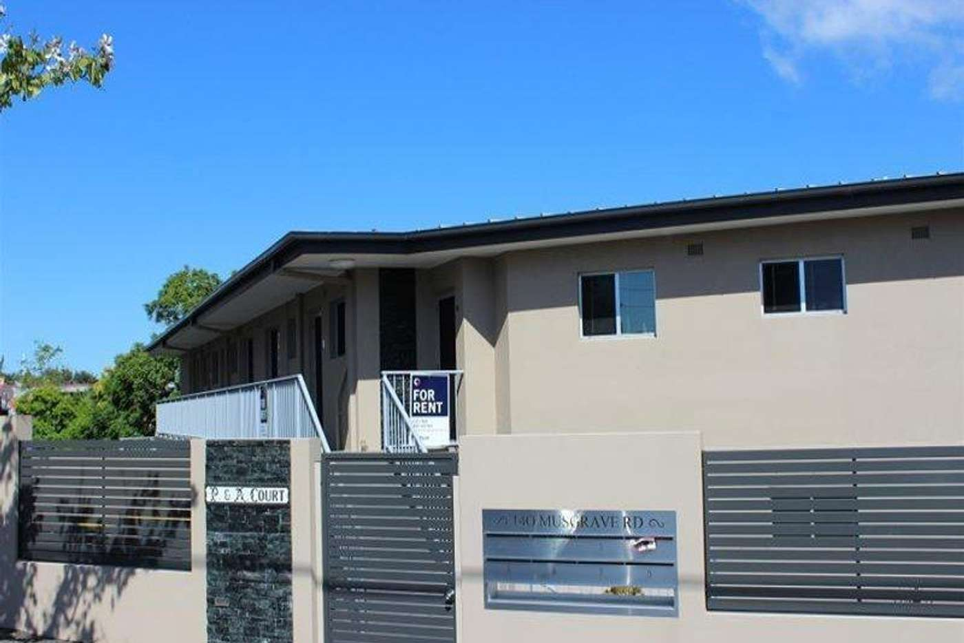 Main view of Homely apartment listing, 1/140 Musgrave  Road, Red Hill QLD 4059