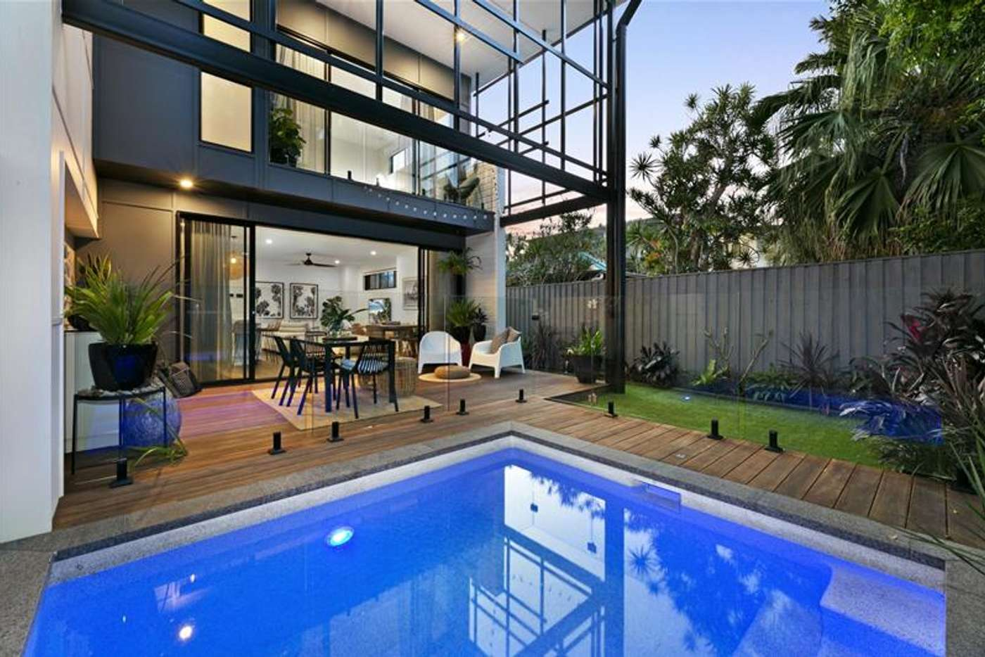 Main view of Homely semiDetached listing, 2/13 Bali Avenue, Palm Beach QLD 4221