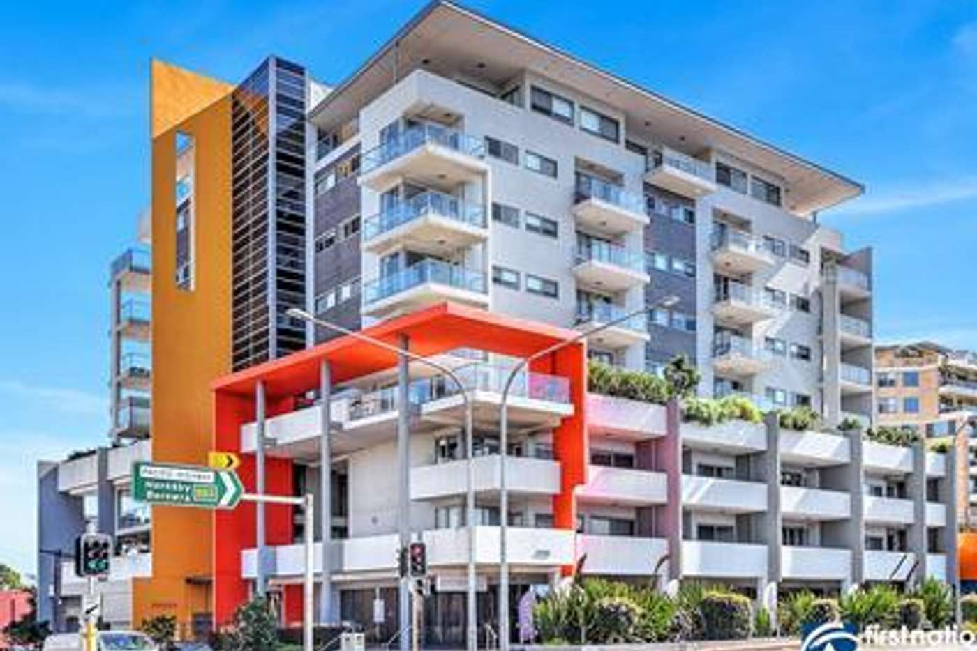 Main view of Homely apartment listing, 3/93-103 Pacific Highway, Hornsby NSW 2077