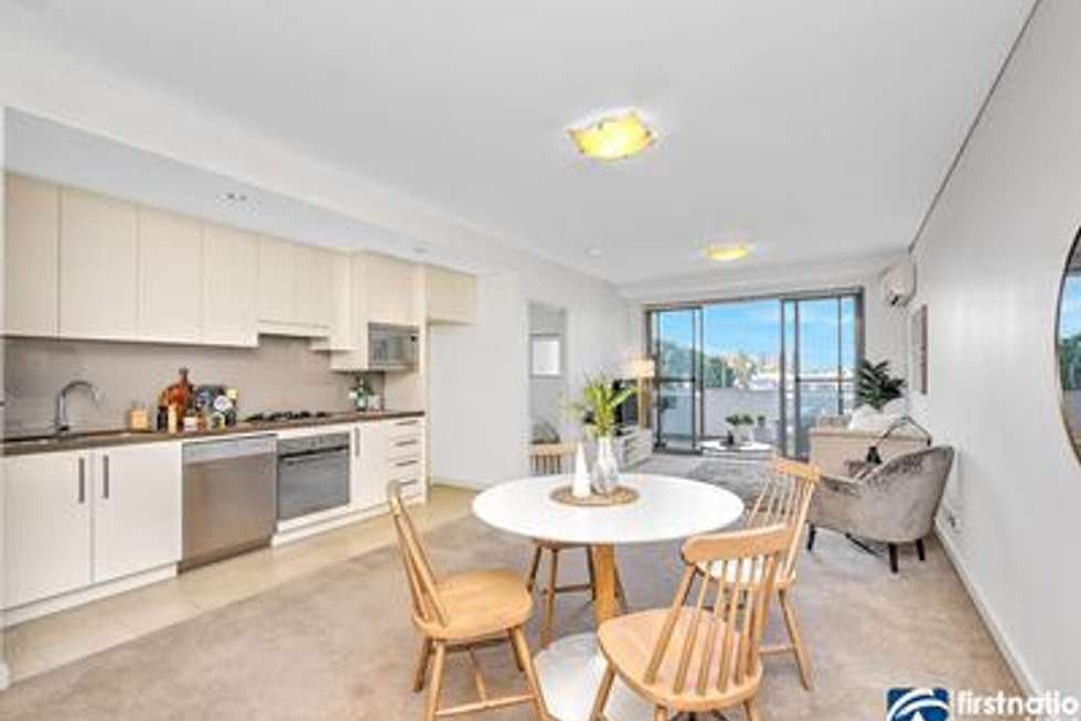 Second view of Homely apartment listing, 3/93-103 Pacific Highway, Hornsby NSW 2077