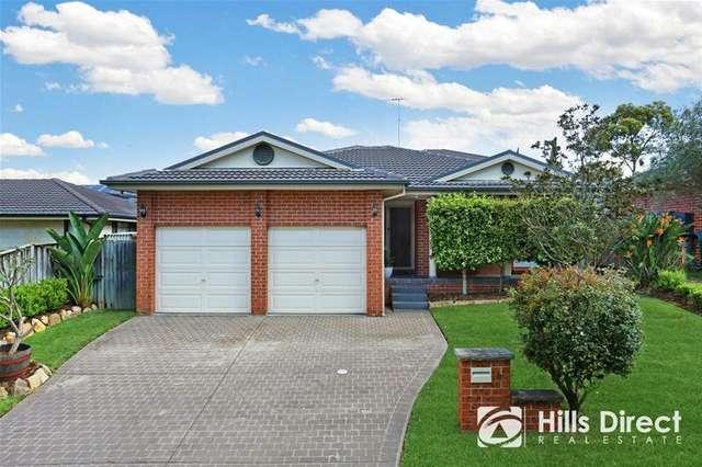4 Keirle Road, Kellyville Ridge NSW 2155