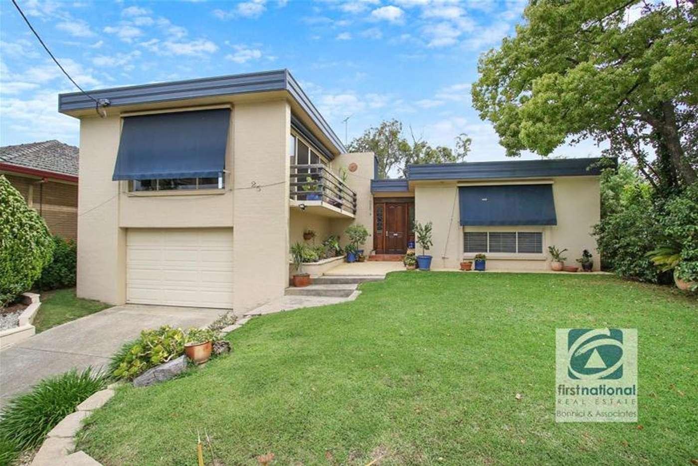 Main view of Homely house listing, 25 Osburn Street, Wodonga VIC 3690