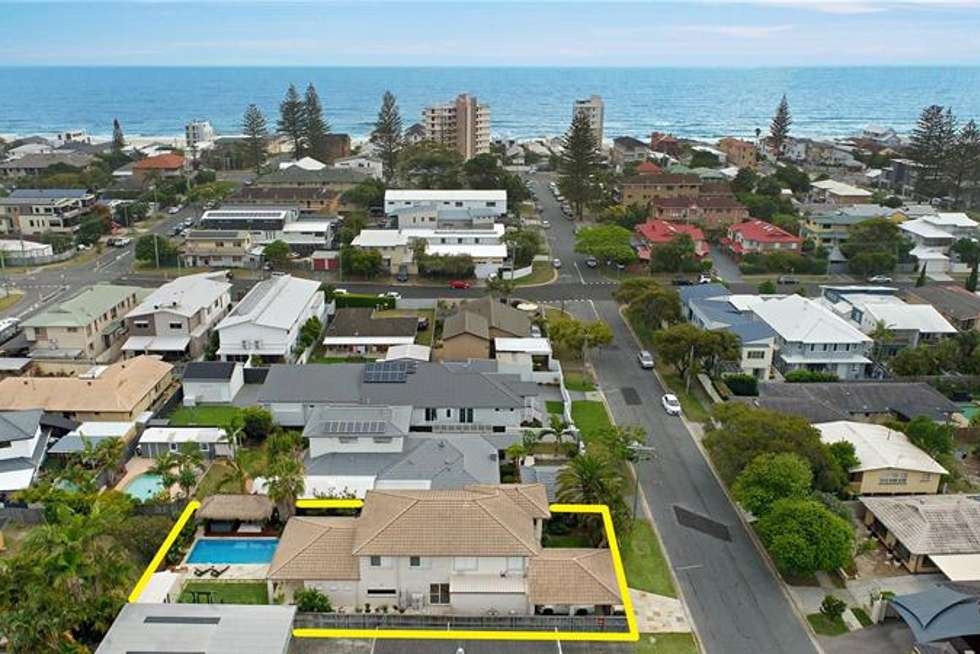 Second view of Homely house listing, 23 Twelfth Avenue, Palm Beach QLD 4221