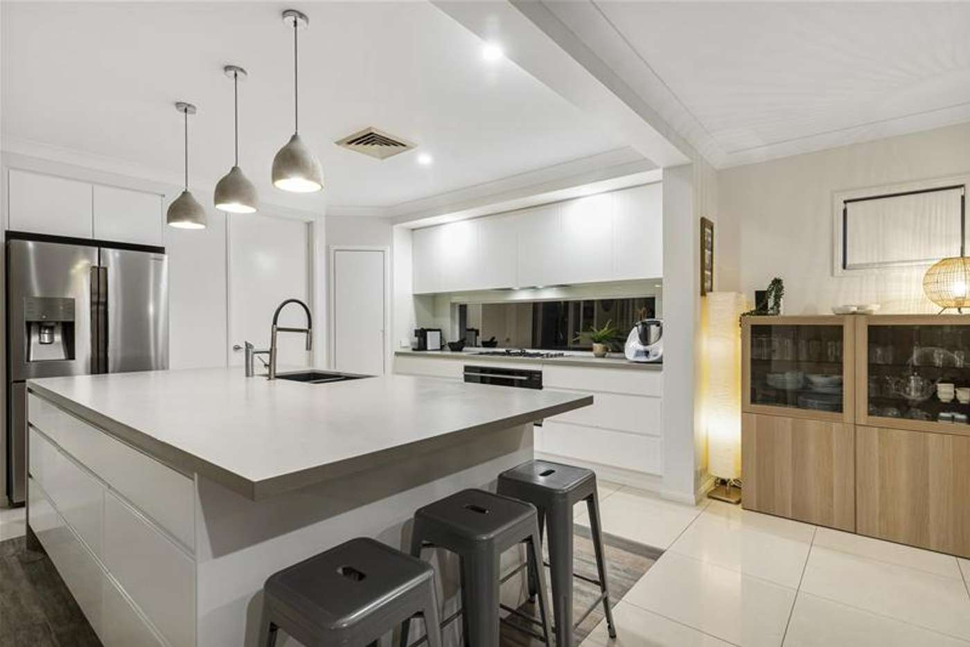 Sixth view of Homely house listing, 23 Twelfth Avenue, Palm Beach QLD 4221