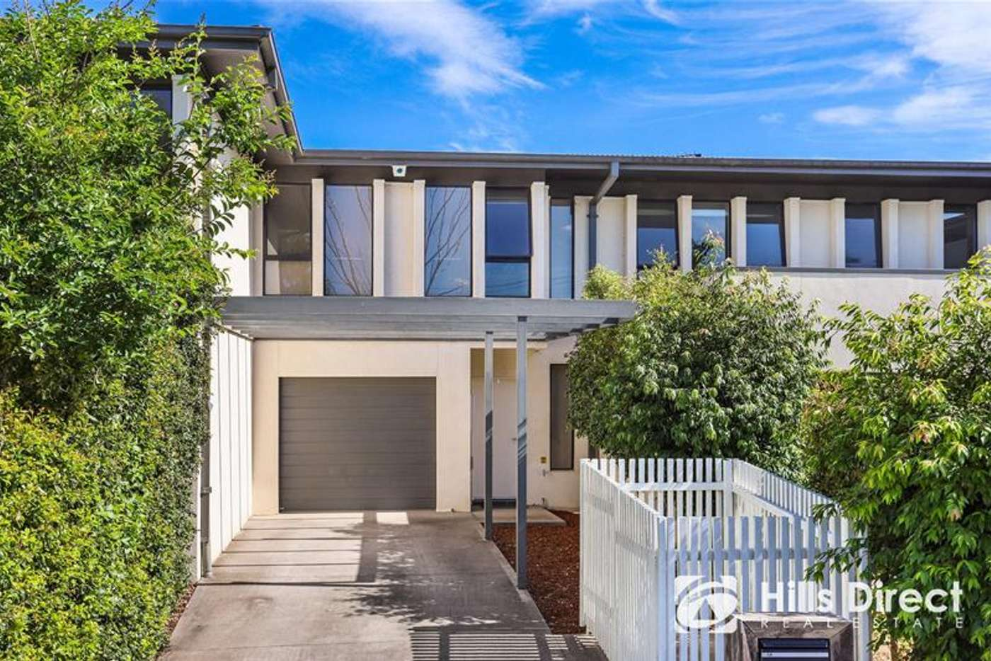 Main view of Homely semiDetached listing, 64 Rutherford Avenue, Kellyville NSW 2155
