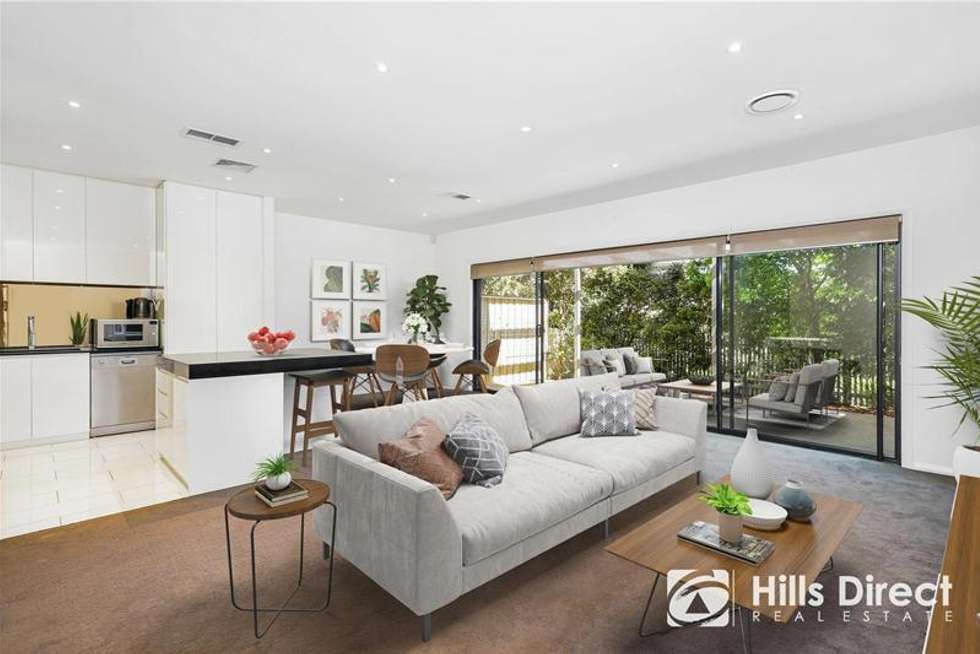 Second view of Homely semiDetached listing, 64 Rutherford Avenue, Kellyville NSW 2155