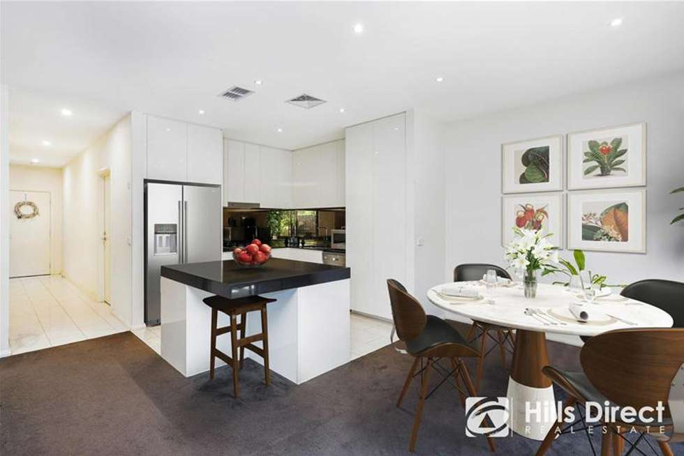 Third view of Homely semiDetached listing, 64 Rutherford Avenue, Kellyville NSW 2155