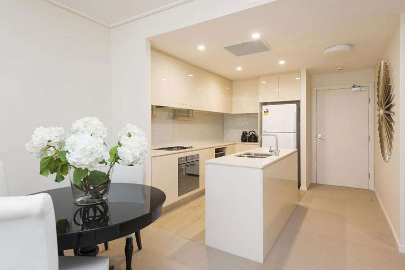 Main view of Homely apartment listing, 1402/1 Nield Avenue, Greenwich NSW 2065