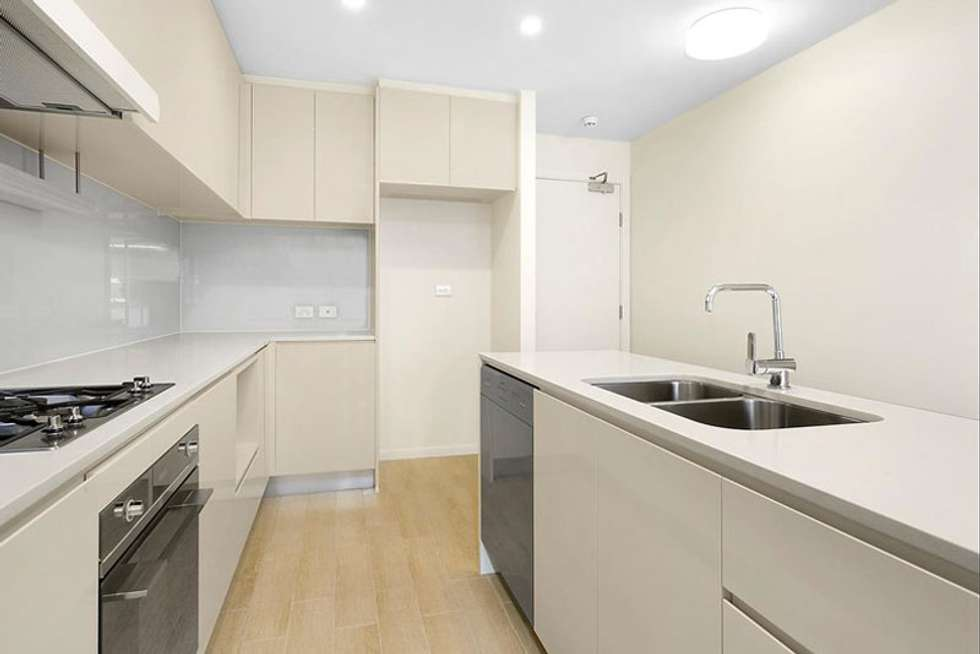 Second view of Homely apartment listing, 1402/1 Nield Avenue, Greenwich NSW 2065