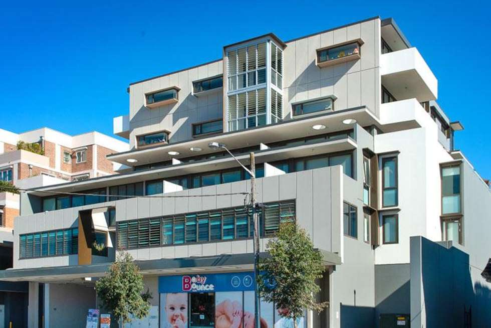 Fifth view of Homely apartment listing, 206/544 Pacific Highway, Chatswood NSW 2067
