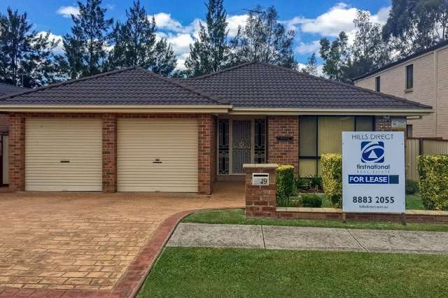 19 Manor Street, Kellyville Ridge NSW 2155