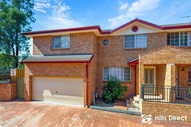 15/30 Hillcrest Road, Quakers Hill NSW 2763